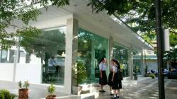 อาคารให้เช่า ขนาด165ตรม. ในโครงการแมนสรวงอเวนิว ตรงข้ามโรงเรียนนารีรัตน์ จ.แพร่ ตกแต่งแล้ว พร้อมแอร์ ระบบไฟฟ้า สายLAN(CAT6)-70users