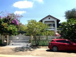 ขายบ้านเดี่ยว 2 ชั้น หมู่บ้านนครินทร์การ์เด้นท์ (ร่มเกล้า 19/1) 156 ตรว. ราคาถูกที่สุดกว่าทุกหลังในหมู่บ้านตอนนี้