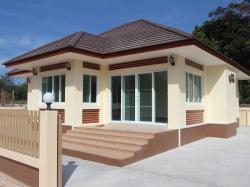 ขายบ้านเดี่ยวพร้อมที่ดิน ถูกที่สุดใน จ มหาสารคาม โครงการมาลัยพรวิลล่า โครงการใหม่