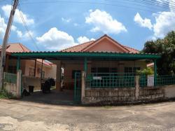 FOR SALE บ้านเดี่ยว 53.7 ตารางวา หมู่บ้าน.ศศิธร 21 (ปลวกแดง ระยอง) บ้านสวย บรรยากาศดี น่าอยู่มาก ราคาไม่แพง