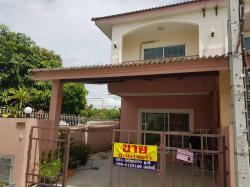 ขายบ้านสองชั้นห้องมุม 3 ห้องนอน 2 ห้องน้ำเนื้อที่ 18 ตารางเมตร