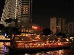 รับจองเรือล่องแม่น้ำเจ้าพระยา เรือดินเนอร์ เรือแว่นฟ้า ราคาพิเศษ !!