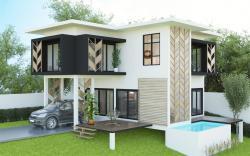 เปิดให้จองแล้วบ้านพักตากอากาศกลางใจเมืองปัวในราคาสุดคุ้ม มีแบบบ้าน 4 Type ให้ท่านเลือก วิวสุดสวย