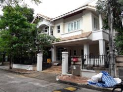 ให้เช่าบ้านเดี่ยว หมู่บ้านภัทรา รามคำแหง 76 (4 ห้องนอน 3 ห้องน้ำ) House for rent Ramkhamhaeng 76 (4 bedroom 3 bathroom)
