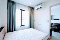 ให้เช่าคอนโดใหม่ ย่านอโศกรัชดา Rhythm Asoke II แบบ 1 ห้องนอน 29 ตรม. ชั้น 14 ตกแต่งพร้อมอยู่