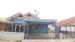 ขายบ้านเดี่ยว หมู่บ้านจามจุรี 2 ต.บ้านเลื่อม อ.เมือง จ.อุดรธานี ห่างจากเส้นรอบเมืองประมาณ 5 นาที