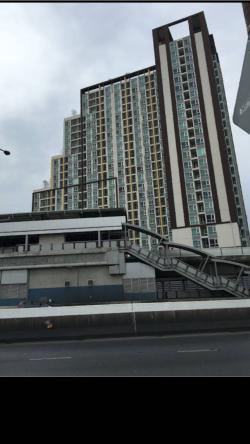 ให้เช่าคาซ่าคอนโด รัชดา-ราชพฤกษ์ 2ห้องนอน ติดบันไดขึ้นลงสถานีรถไฟฟ้าตลาดพลู