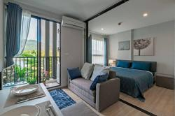 Rent &Sale Condo @ zcape1 Phuket fully furnished 32 sqm ,28 sqm