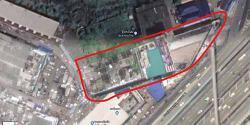 ขายด่วนโรงงานตึกอาคารจอดรถพร้อมที่ดินติดถ.พระราม2