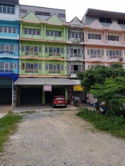 ตึกให้เช่าพุทธมณฑลสาย 7  ริมถนนกใหญ่ ติดกับอ้วนขายข้าวมันไก่