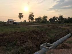 ขายที่ดินจัดสรร แปลงย่อย 52-80 วา พร้อมสาธารณูปโภค ไฟฟ้า ประปา ถนนคอนกรีต
