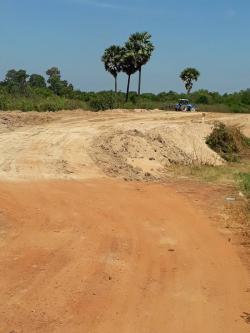 ขายที่ดินเปล่า ถมเสร็จเรียบร้อย เหมาะสำหรับสร้างบ้าน เหลือจำนวน 2 แปลงสุดท้าย