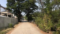 ขายที่ดิน 300 ตรว ซอยพระแม่มหาการุณย์ 35 คลองประปาฝั่งโรบินสันศรีสมาน แบ่งขายได้ ถนนหน้าดิน 6 เมตร