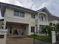ขายบ้าน กาญจน์กนกวิลล์4 บ้านเดี่ยวหลังใหญ่คุ้มค่า 5 ห้องนอน ดีไซน์ทันสมัย เจ้าของขายเอง จ.เชียงใหม่