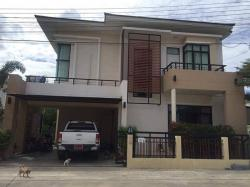 บ้านเดี่ยวทำเลดีมากในเมืองบุรีรัมย์