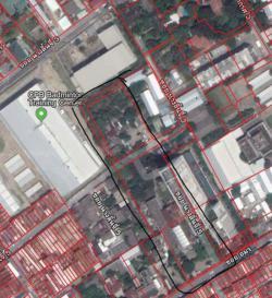 ขาย ที่ดิน 6 ไร่ ย่านสาทร-ยานนาวา หน้ากว้างติดซอยอมร ถนนนางลิ้นจี่  เชื่อมต่อถนนเย็นอากาศ เขตยานนาวา แขวงช่องนนทรี  พื้นที่ใจกลางสาทร โดยการประมูลผ่านกรมบังคับคดี ในวันที่ 27 มีนาคม 2562