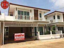 บ้านแฝด 2 ชั้น หมู่บ้านรุ่งเรือง (บ้านช้าง)  ขายราคาโครงการ (แถมฟรี ต่อเติม มูลค่า 2 แสน)