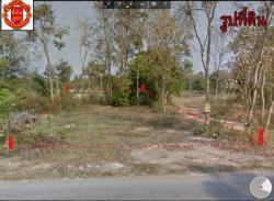 **ลดราคา**ขายที่ดินเปล่า (1-1-19) จุดสังเกต(วัดป่าภูทอง) บ้านภูดิน ต.บ้านผือ อ.บ้านผือ จ.อุดรธานี