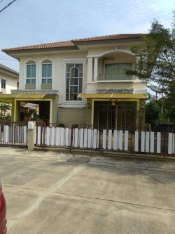 ให้เช่าบ้านหมู่บ้านภัสสร21 ค่าเช่า15,000บาท