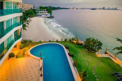 คอนโดสำหรับเช่า 1 ห้องนอน Paradise Ocean View Condominium (พาราไดซ์ โอเชี่ยน วิว คอนโดมิเนียม)