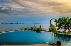 คอนโดสำหรับเช่า 2 ห้องนอน Paradise Ocean View Condominium (พาราไดซ์ โอเชี่ยน วิว คอนโดมิเนียม)