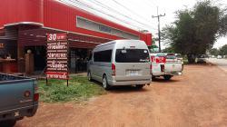 ต้องการขายที่ดิน อาคาร ร้านค้า ทำเลทอง โฉนดเนื้อที่ 1 ไร่ 2 งาน 50 ตารางวา อยู่ใจกลางหมู่บ้าน และเป็นทาง ผ่านหลายตำบล
