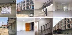 ให้เช่า ขายบ้านใหม่ ตามหลักฮวงจุ้ย ตึกแถว 4 ชั้น อาคารพาณิชย์ ราคาถูก ซอยไทยร่มเกล้า ถนนกาญจนาภิเษก  บางกรวย นนทบุรี
