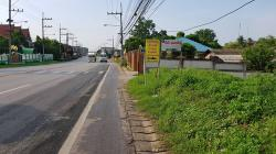 ขายที่ดินติดถนนแม่ริม-แม่แตง แถวม.ราชภัฏเชียงใหม่ วิทยาเขตสะลวงขี้เหล็ก