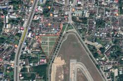 ขายที่ดินยกแปลง 15-05-28.6 ไร่ ใกล้ถนนนิมมาน ต.สุเทพ อ.เมือง เชียงใหม่ 091-817-9955