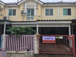 ประกาศขาย / ให้เช่าบ้าน (ทาวน์เฮ้าส์) หมู่บ้านพฤกษาวิลล์ 40 บ้าน 6 ปี เจ้าของขายเอง พร้อมอยู่