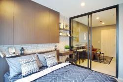 ให้เช่าคอนโด Life Asoke ,1 Bed , 36 Sqm. High Floor Floor 27 MRT Phetchaburi
