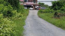 ขายที่ดินสวยเมืองลพบุรี 100 ตรว. ซอยลาบเป็ดอุดร ถ.ป่าหวาย ใกล้ ม.รามคำแหง