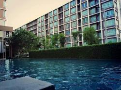 ขายคอนโด บ้านคู่เคียง แสนสิริ หัวหิน 2 ห้องนอน 2 ห้องน้ำ 60 ตรม. ชั้น 5 ห้องมุม มีสระว่ายน้ำ