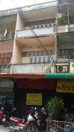 อาคารพาณิชย์ 3 ชั้น ทำเลย่านธุรกิจขายส่งในจังหวัดเชียงใหม่