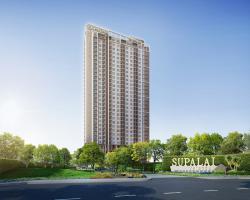 ขายดาวน์ ศุภาลัยเวอเรนด้า พระราม9 Supalai Veranda Rama 9 ขนาด 64.50 ตร.ม ชั้น 19