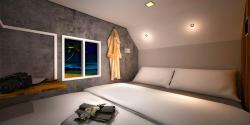 โรงแรมแคปซูล เทรนด์ใหม่มาแรง ใจกลางเหมืองสุราษฎร์ เริ่มแค่หลักร้อย นอนหรู ดูดี เอาใจสายเที่ยว