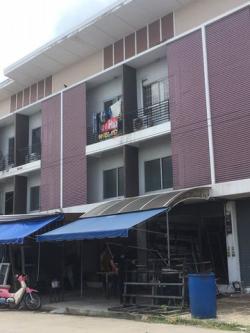 ถูกที่สุด ตึกแถว 3 ชั้น อยู่ด้านหน้าโครงการ ทำเลดีที่สุดในหมู่บ้านขจีนุช