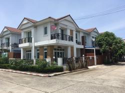ขายทาวน์เฮ้าส์สไตล์บ้านเดี่ยว ทิพย์พิมานบ้านริมน้ำ ในบางรักพัฒนา บางบัวทอง ใกล้ MRT คลองบางไผ่ โทร 085-9094183