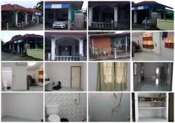 ขายบ้านเดี่ยว ชั้นเดียว ราคาถูก 84 ตรว. บ้านฉาง ระยอง 2 ห้องนอน 2 ห้องน้ำ