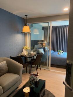 ขายดาวน์คอนโด PREMIO QUINTO ตึก A ชั้น4 ห้อง 415 ขนาด 28.34 ตร.ม ราคาถูกกว่าโครงการ ติดรถไฟฟ้า bts เสนานิคม