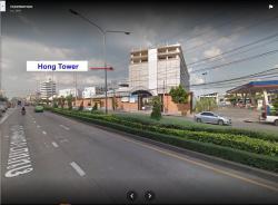 ให้เช่า Hong Tower (ถนนบางขุนเทียนห่างถนนพระราม 2  200 ม.)