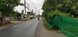 ให้เช่าที่ดินเปล่าถมแล้วในถนนนวลจันทร์ กรุงเทพมหานคร