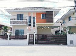 ขายบ้านแฝด 2 ชั้น Smileland 3 พระราม2-สวนส้ม 42 ตร.วา บรรยากาศธรรมชาติ ราคาถูก
