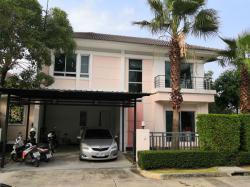 ขายถูกสุดในโครงการ บ้านหลังริม โครงการไลฟ์ บางกอก บูเลอวาร์ด พระราม 5 (Life Bangkok Boulevard Rama V) 63 ตร.ว ราคา 7.39 ล้าน