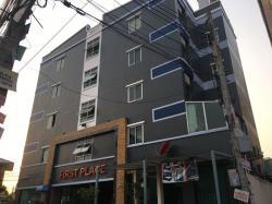 ให้เช่า อพาร์ทเมนท์ (FIRST PLACE) เฟิสท์ เพลส ห้องพัก ซ.ลาดพร้าว 101 แยก 36 ราคาถูก