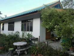 บ้านพร้อมที่ดิน จำนวน 5ไร่ ตัวบ้าน มีกำแพงรอบ บ้าน 2หลัง อำเภอเมืองยโสธร