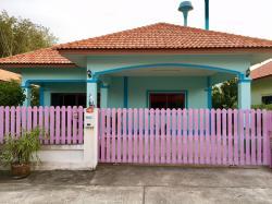 ประกาศให้เช่าบ้านเดี่ยวชั้นเดียว ขนาด 3ห้องนอน หมู่บ้านตะวันวิวล์ จังหวัดระยอง