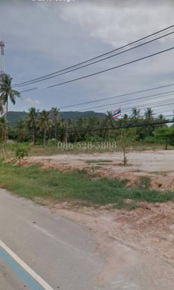 ขายที่ดินสวย เพชรบุรี ติดถนน 4 เลน 8 ไร่ 2 งาน 57 ตร.วา ใกล้โรงเรียน ใกล้โรงพยาบาล เพชรบุรี