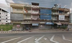 ขาย ตึกแถว 3.5 ชั้น 4 ห้องนอน 5 ห้องน้ำ ติดถนน เมือง พิษณุโลก