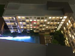 ขาย ดาวน์ โครงการดีคอนโดริน by Sansiri 193,000 บาท ชั้น 6 วิวสระว่ายน้ำ อาคาร B (เจ้าของขายเอง)